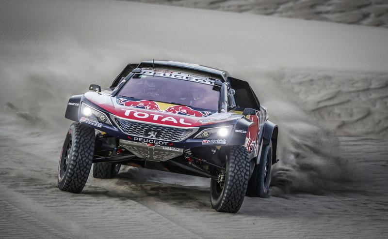 Rally Dakar 2018 - Peugeot 3008 DKR MAXI
