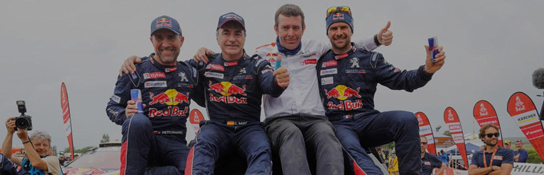 Celebra con nosotros la victoria del Dakar y participa en el sorteo de 2 entradas para los entrenamientos de Fórmula 1, el 27 de febrero