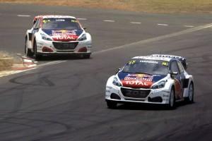 WRX, la competición rallycross que te enganchará