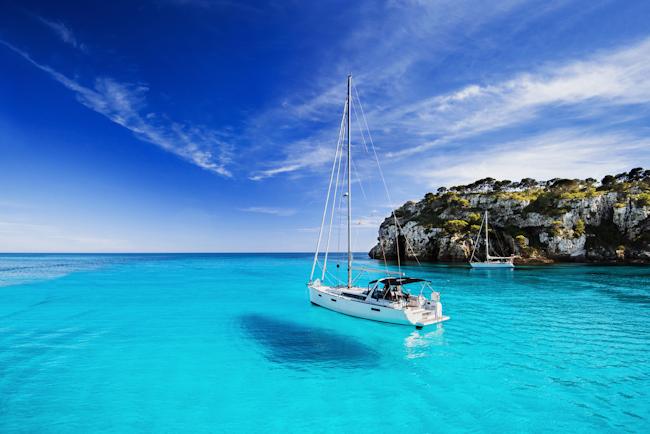 Lubricantes y cuidados para embarcaciones de recreo