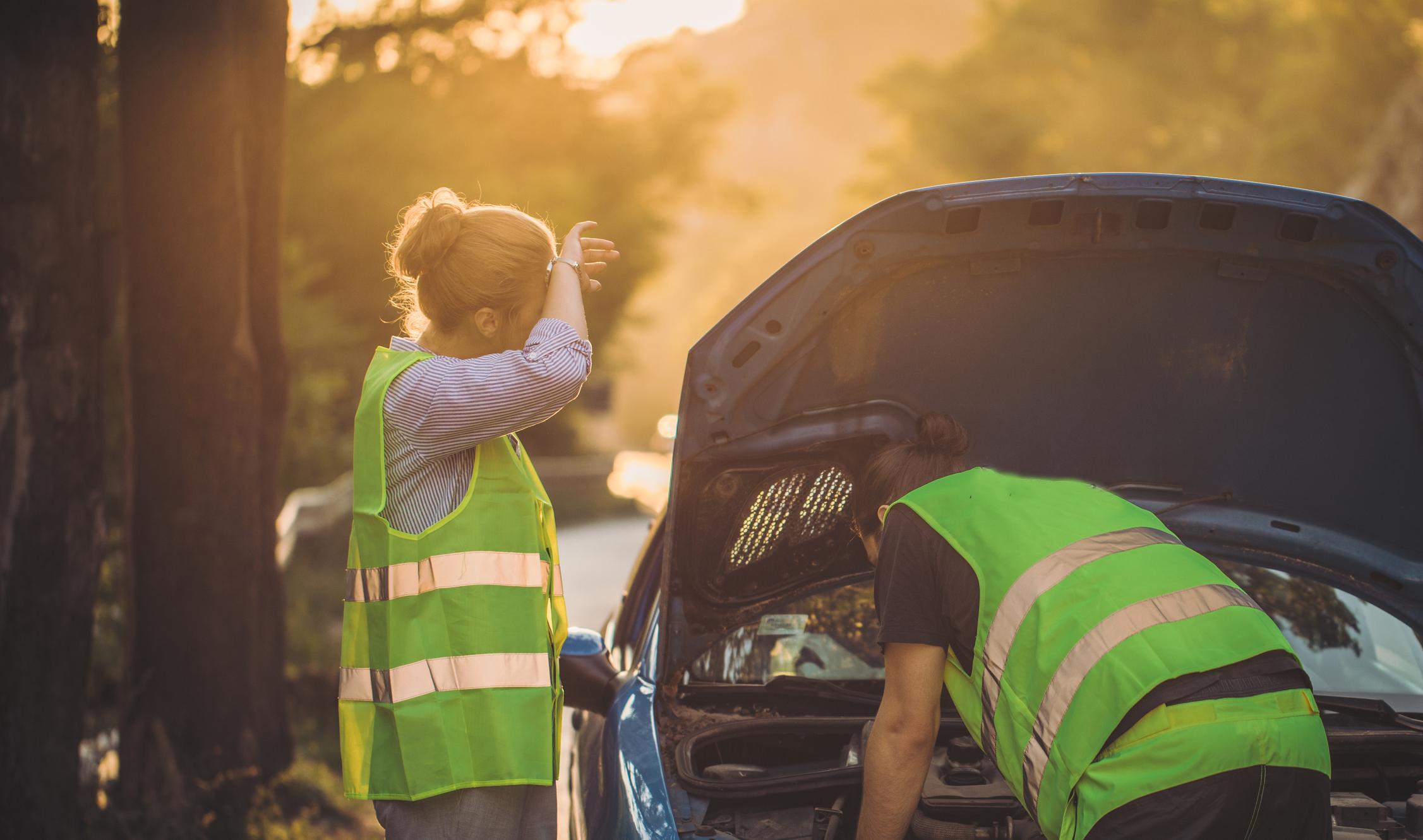Cinco averías habituales por un mal uso del aceite de motor