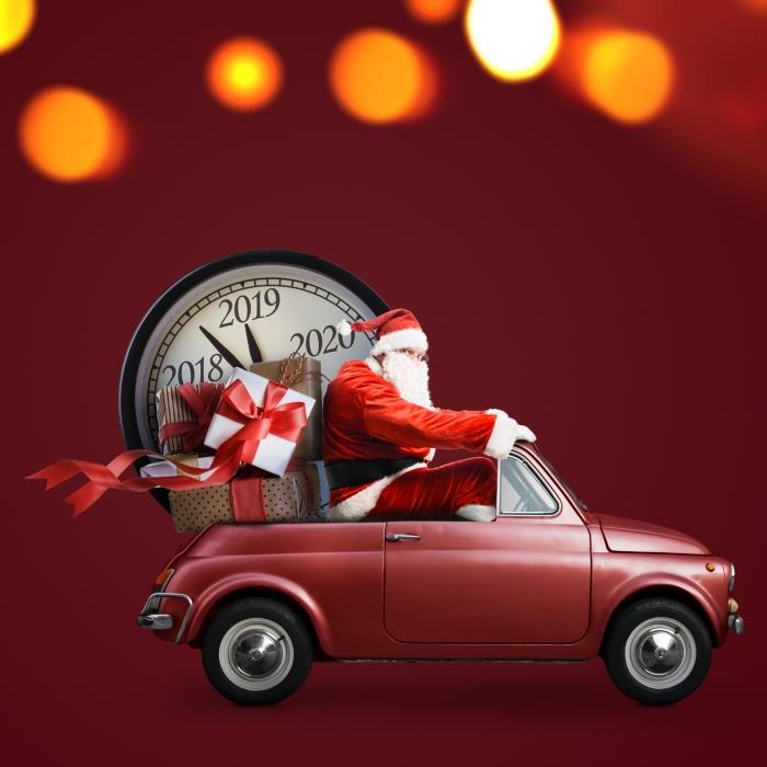 Total te desea una feliz Navidad y un magnífico 2019