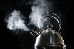 Hay que evitar que se evapore el líquido de frenos para que la frenada siga siendo eficaz.