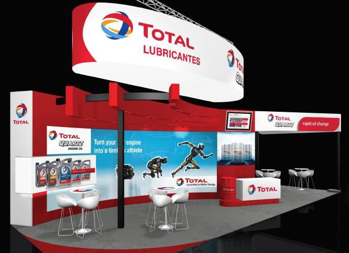 Total España te espera en Motortec Automechanika Madrid