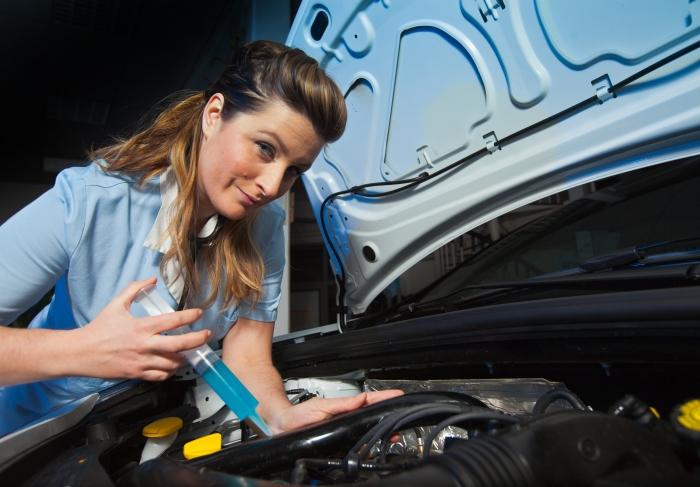 Inyección de gasolina directa o cómo conseguir motores más eficientes