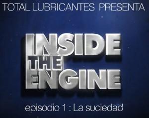 Dentro del motor