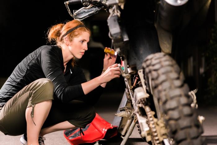 Cómo mantener tu moto en forma y qué productos utilizar (2)
