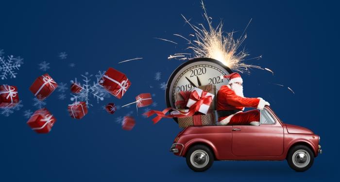 Total te desea una feliz Navidad y un 2020 repleto de éxitos