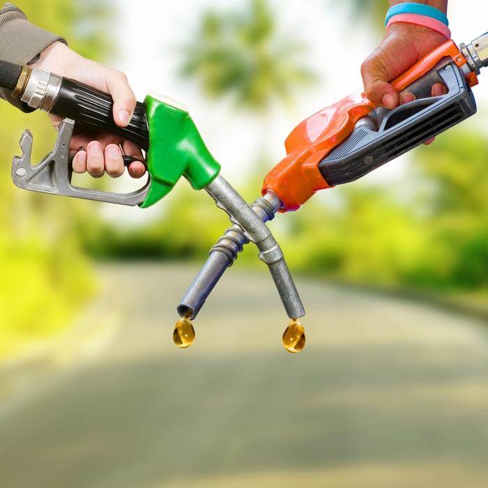 Diésel o gasolina, diferencias entre aceites