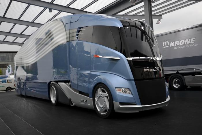 Así serán los vehículos pesados del futuro y sus lubricantes (I)