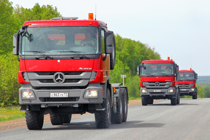 Aceites para vehículos pesados Mercedes-Benz: cómo acertar (1)